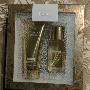 NWT VICTORIA SECRET HEAVENLY GIFT SET